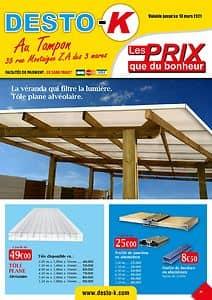 Catalogue DESTO-K Le Tampon