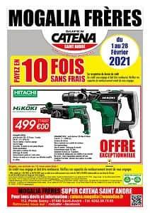 Catalogue SUPER CATENA Saint-Andre