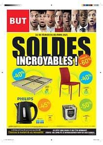 Catalogue BUT Saint-Paul