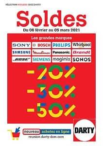 Catalogue DARTY Saint-Denis