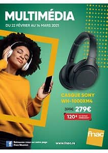 Catalogue FNAC Sainte-Marie