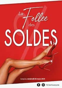 Catalogue FOLLEE CHAUSSURES Saint-Pierre
