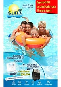 Catalogue SUN7 Sainte-Suzanne