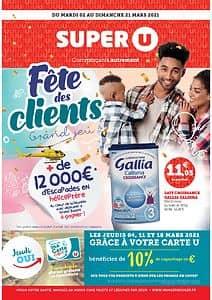 Catalogue SUPER U Saint-Paul