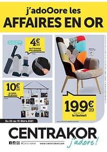 Catalogue CENTRAKOR Le Port