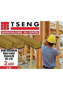 Catalogue TSENG BOIS ET MATERIAUX