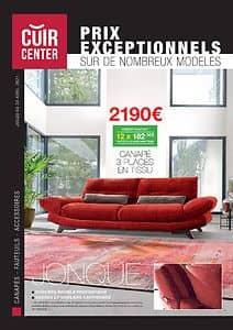 Catalogue CUIR CENTER