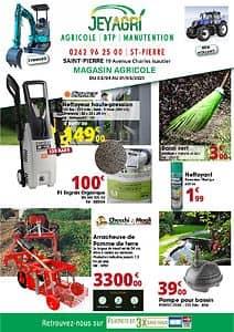 Catalogue JEY AGRI