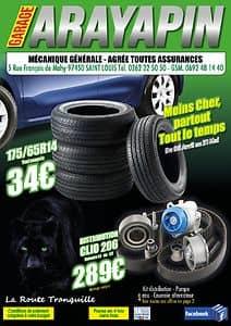Catalogue ARAYAPIN