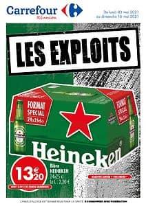 Catalogue CARREFOUR Saint-Benoit