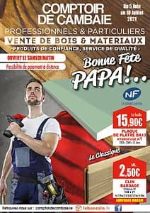 Catalogue LE COMPTOIR DE CAMBAIE