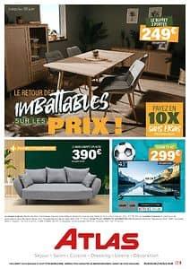 Catalogue ATLAS