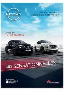 Catalogue NISSAN