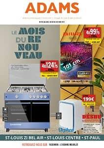 Catalogue ADAMS