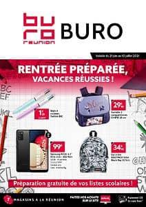 Catalogue BURO REUNION