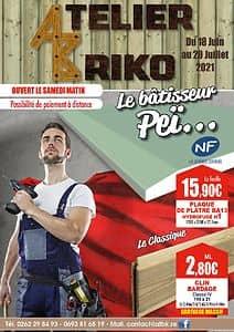 Catalogue ATELIER BRIKO